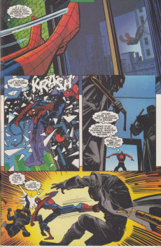 Extrait de Amazing Spider-Man (The) Vol.2 (Marvel comics - 1999) -AN2000- Amazing Spider-Man annual 2000