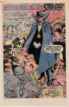 Extrait de Secret origins (1986) -10- The Phantom Stranger