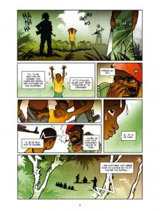 Extrait de Tamba, l'enfant soldat