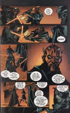Extrait de Star Wars Tales (1999) -9- Star Wars Tales #9