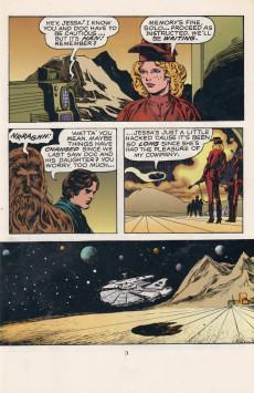 Extrait de Classic Star Wars: Han Solo at Stars' End (1997) -1- Han Solo at Stars' End part 1 of 3
