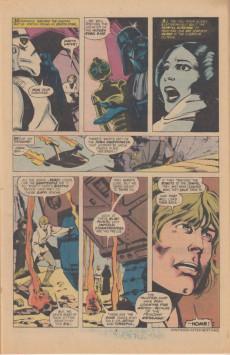Extrait de Star Wars (Marvel Comics - 1977) -2- Six Against the Galaxy
