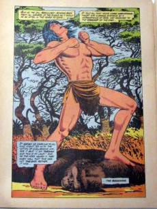Extrait de Marvel Comics Super Special Vol 1 (1977) -29- Tarzan of the Apes