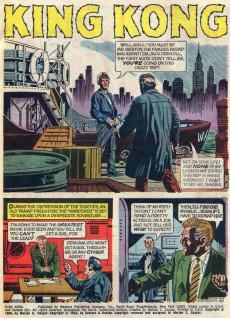 Extrait de Movie comics (Gold Key) -809- King Kong