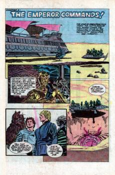Extrait de Star Wars: Return of The Jedi (1983) -2- Chapter 2: The Emperor Commands!