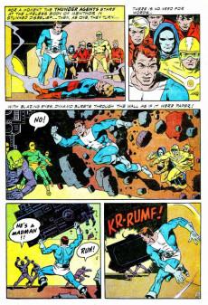 Extrait de T.H.U.N.D.E.R. Agents (Tower comics - 1965) -7- (sans titre)
