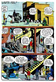 Extrait de T.H.U.N.D.E.R. Agents (Tower comics - 1965) -10- (sans titre)