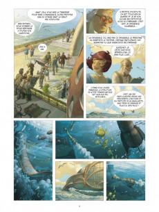 Extrait de Le voyage Extraordinaire -3a2017- Tome 3 - Le Trophée Jules Verne 3/3