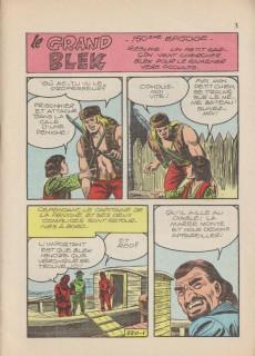 Extrait de Blek (Les albums du Grand) -150- Numéro 150