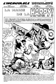 Extrait de L'incroyable Hulk (Éditions Héritage) -27- La haine de la harpy!