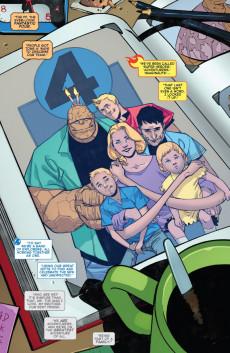 Extrait de Fantastic Four (2018) -1A- Fourever Part One