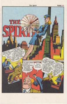 Extrait de Millennium edition (DC comics - 2000) - The Spirit