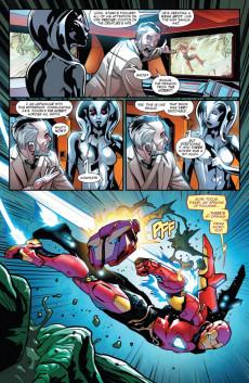 Extrait de Tony Stark: Iron Man (2018) -1A- Self-Made Man Part One: What's the Big Idea?