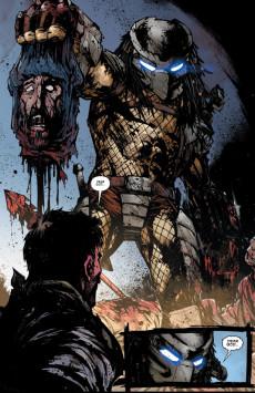 Extrait de Predator: Hunters II -1- issue #1