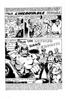 Extrait de L'incroyable Hulk (Éditions Héritage) -59- Un intrus dans l'esprit!