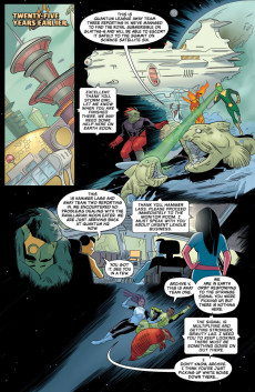 Extrait de Quantum Age (The) -1- Issue #1