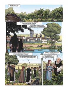 Extrait de Vinifera -2- Les moines de Bourgogne