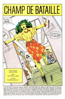 Extrait de L'incroyable Hulk (Éditions Héritage) -176- Champ de bataille
