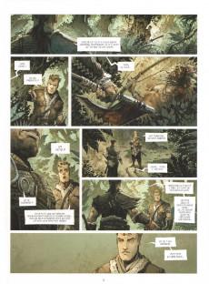 Extrait de Conan le Cimmérien -3- Au-delà de la rivière Noire