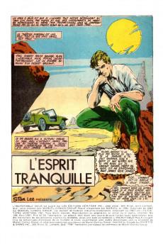 Extrait de L'incroyable Hulk (Éditions Héritage) -188- L'esprit tranquille