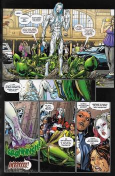 Extrait de Harley Quinn Rebirth -3- Le futur contre-attaque