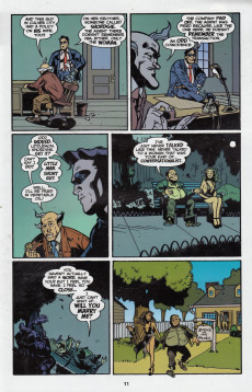 Extrait de Spirit: The New adventures (1998) -8- The Spirit: The New Adventures #8