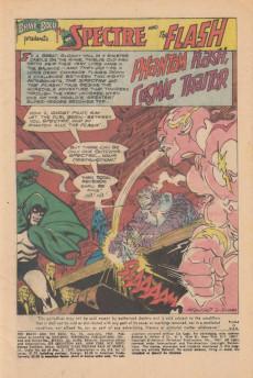 Extrait de Brave And the Bold (1955) -72- Phantom Flash, Cosmic Traitor