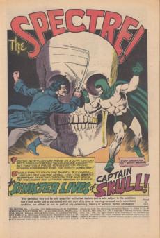 Extrait de The spectre (1967) -1- The Sinister Lives of Captain Skull!