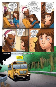Extrait de X-Men: Gold (2017) -AN02- Into The Woods