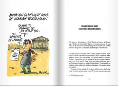 Extrait de Charlie Hebdo - Charlie au labo