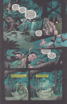 Extrait de Madame Xanadu (2008) -1- Chapter the First: By the Runes