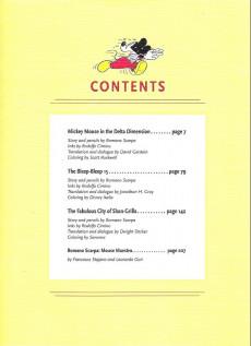 Extrait de Disney Masters -1- Vol. 1 - mickey mouse : the delta dimension