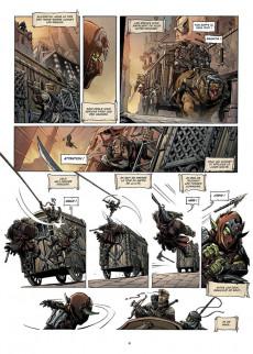 Extrait de Orcs & Gobelins -4- Sa'ar
