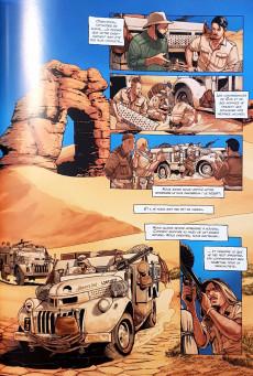 Extrait de Regiment (The) - L'Histoire vraie du SAS -1- L'histoire vraie du SAS