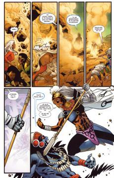 Extrait de La panthère Noire (100% Marvel - 2017) -5- Vengeurs du Nouveau Monde (II)