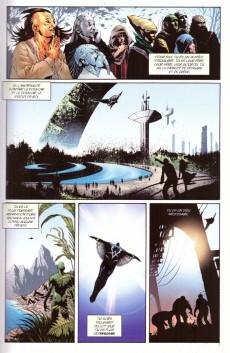 Extrait de Inhumans : Tour d'ivoire