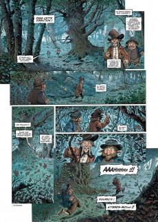 Extrait de Brocéliande - Forêt du petit peuple -5- Le Miroir aux fées