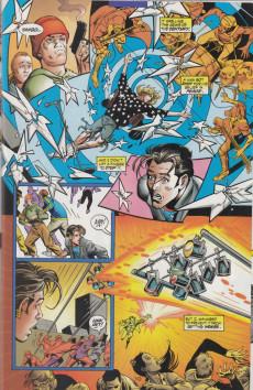 Extrait de Supermen of America (1999) -1- Fire from Heaven
