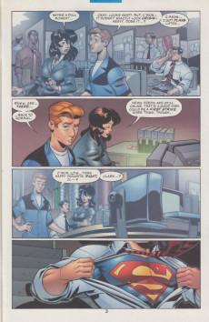 Extrait de Adventures of Superman (The) (1987) -592- Strange Behavior