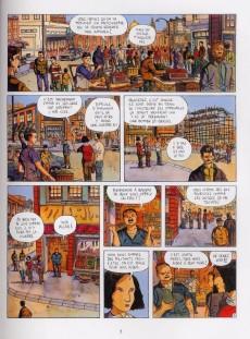 Extrait de Bouclier humain -1- Les chemins d'Amara