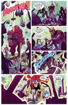 Extrait de Thor (2018) -1- God of Thunder Reborn!