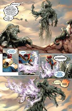 Extrait de Doctor Strange Vol.5 (Marvel comics - 2018) -1- Sorcerer Supreme of the Galaxy Part One