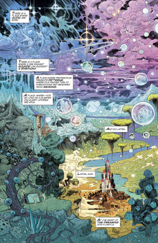 Extrait de Sandman Universe (The) (2018) -1H- Issue #1