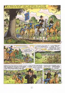 Extrait de Les tuniques Bleues -47- Les Nancy Hart