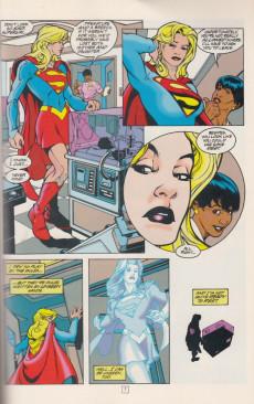 Extrait de Supergirl (1996) -INT01- Supergirl