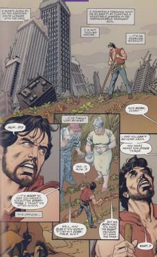 Extrait de Superman (One shots - Graphic novels) - Superman: Distant Fires