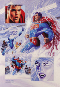Extrait de Superman (One shots - Graphic novels) -OS- Superman: The Last God of Krypton