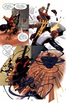 Extrait de Doom Patrol Vol.3 (DC cComics - 2001) -4- (sans titre)