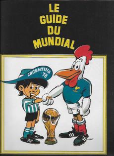 Extrait de Les aventures de l'équipe de France! -3- Michel Hidalgo et les 16 du mundial
