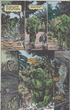 Extrait de Vertigo Secret Files & Origins: Swamp Thing (2000) -1- Vertigo Secret Files & Origins: Swamp Thing #1